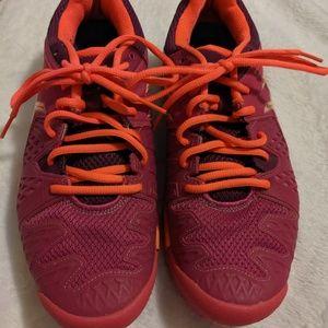 Women's Asics shoes